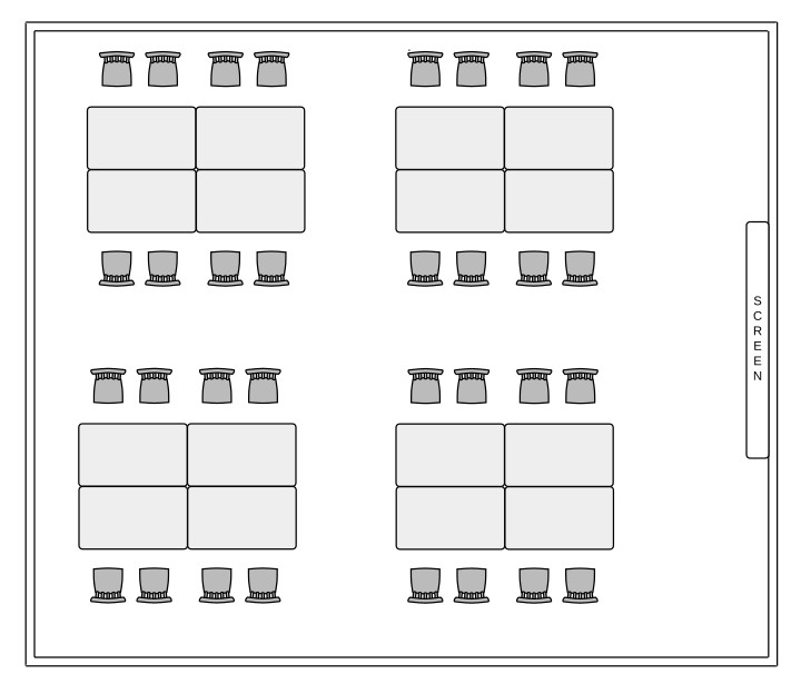 Suggested Room Layout