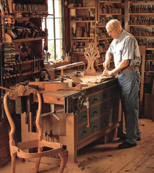 Craftsman Workshop