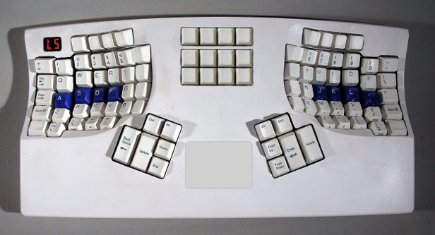 Ultimate Developer Keyboard